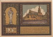 25 Pfennig (Gewerbebank Köln-Mülheim) – reverse