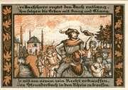 50 Pfennig (Dellbrücker Volksbank) – reverse