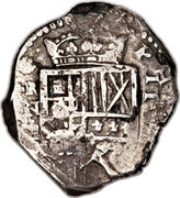 4 Reales - Felipe IV – obverse