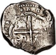 4 Reales - Felipe IV – reverse