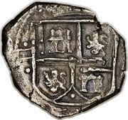 2 Reales - Felipe IV – obverse