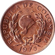 5 Centavos -  obverse