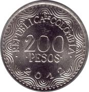 200 Pesos -  obverse