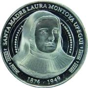 5000 Pesos (Laura Montoya) – reverse