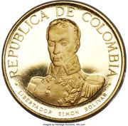 200 Pesos (Battle of Boyaca) – obverse