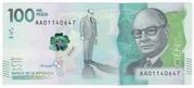 100,000 Pesos – obverse