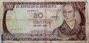 50 Pesos de oro – obverse