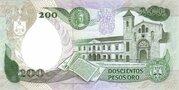 200 Pesos Oro – reverse