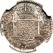 1 Real - Carlos IV – reverse
