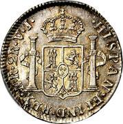 2 Reales - Carlos III – reverse