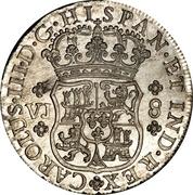 8 Reales - Carlos III – obverse