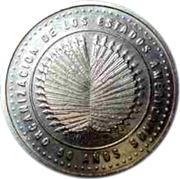 5000 Pesos (Organization of American States) – reverse