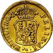 1 Escudo - Carlos III – reverse