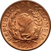 5 Centavos (Phrygian Cap) -  obverse