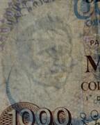 1000 Pesos -  obverse