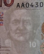 10,000 Pesos -  obverse