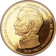 15 000 Pesos (Ocelot) – obverse