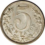 5 Centavos -  reverse