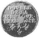 2 Deniers - Louis XIV – reverse