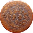 12 Deniers - Louis XV – reverse