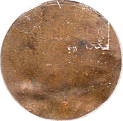 2 Sols - Crowned C – reverse