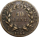 10 Centimes - Louis-Philippe I – reverse