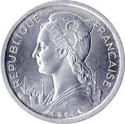 2 Francs – obverse