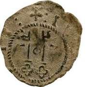Denier - Jules II - Comtat Venaissin (Avignon) – obverse