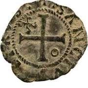Denier - Jules II - Comtat Venaissin (Avignon) – reverse