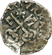 Patard d' Avignon - Urban VIII – obverse