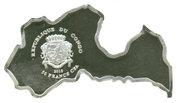 50 Francs CFA (Latvia) – obverse