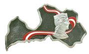 50 Francs CFA (Latvia) – reverse