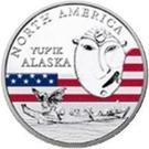 20 Francs CFA (Yupik) – reverse