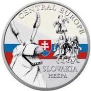 20 Francs CFA (Hel'pa) – reverse