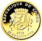 50 Francs CFA (Yupik) – obverse