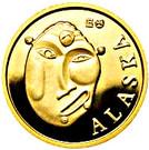 50 Francs CFA (Yupik) – reverse