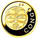 50 Francs CFA (Teke) – reverse