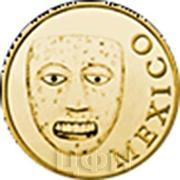 50 Francs CFA (Tenochtitlan) – reverse