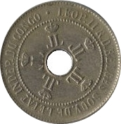 10 Centimes - Léopold II – obverse