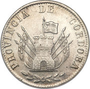 8 Reales -  obverse