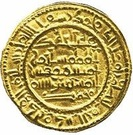Dinar - Sulayman (al-Andalus - Caliphate of Córdoba) – reverse