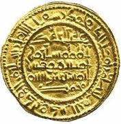 Dinar - Sulayman (al-Andalus - Caliphate of Córdoba) – reverse
