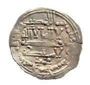 Dirham - 'Abd-al-Rahman III (al-Andalus - Caliphate of Córdoba - Madinat al-Zahra) – obverse