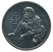 ½ Chon (Orangutan) -  reverse