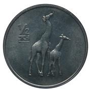 ½ Chon (Giraffe) -  reverse