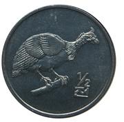 ½ Chon (helmeted guineafowl) – reverse