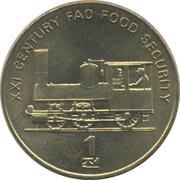 1 Chon (FAO) – reverse
