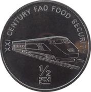 ½ Chon (FAO) -  reverse
