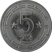 5 Chon (Capitalist visitor) – reverse