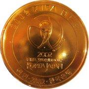 1000 Won (World Cup) – obverse